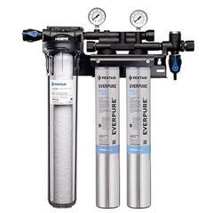 Everpure EV932473 Insurice Twin PF-7SI Sistema de filtro de agua con prefiltro