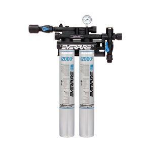 Everpure EV9324-02 Sistema de filtro Insurice Twin-i2000