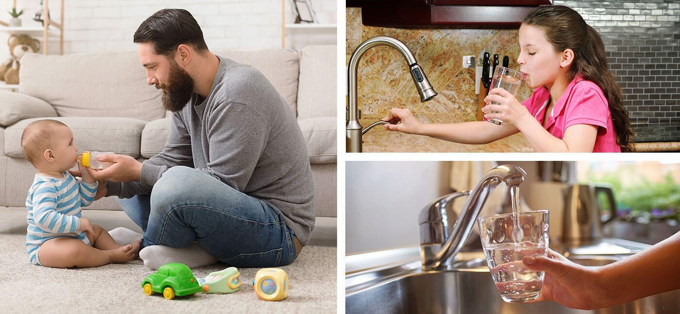 Cómo hacer que el agua del grifo sepa mejor