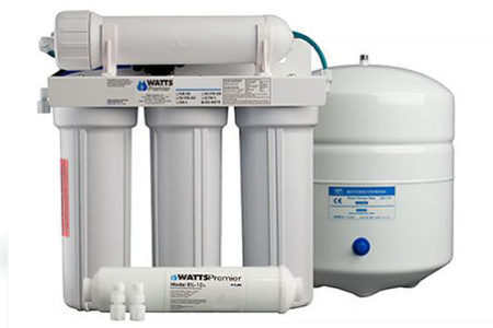 Sistemas de osmosis inversa de conexión rápida