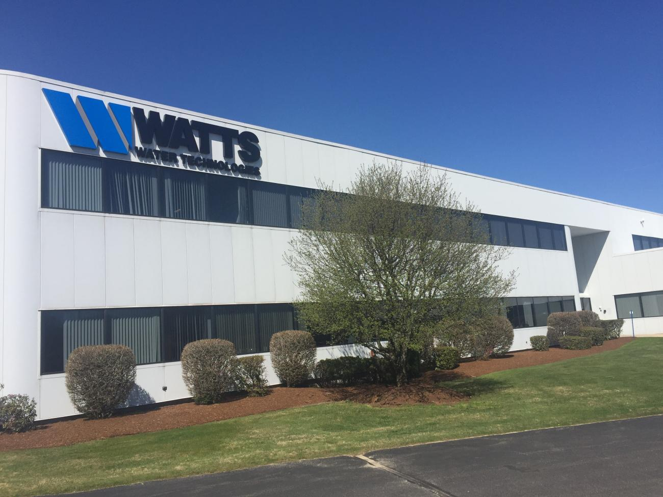 Edificio de Watts