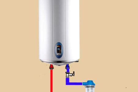 ¿Qué es un filtro para calentador de agua?
