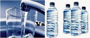 filtros de agua vs embotellada