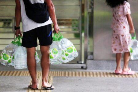El plomo también afectó a Hong Kong, contaminando el agua potable