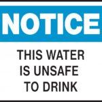 Millones de estadounidenses pueden beber agua contaminada - FILTROS DE AGUA